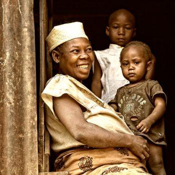 Madagascar Famiglia Malgascia