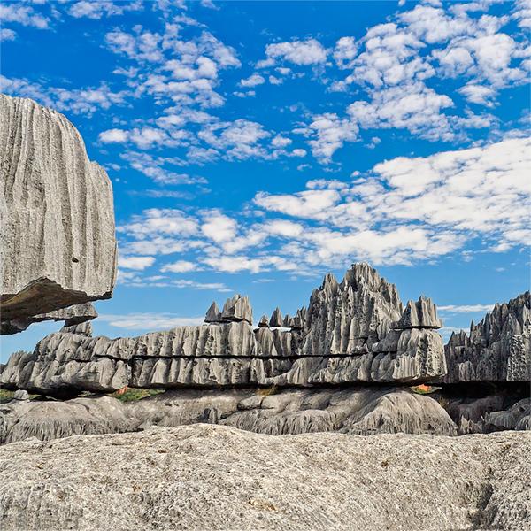Madagascar Tsingy