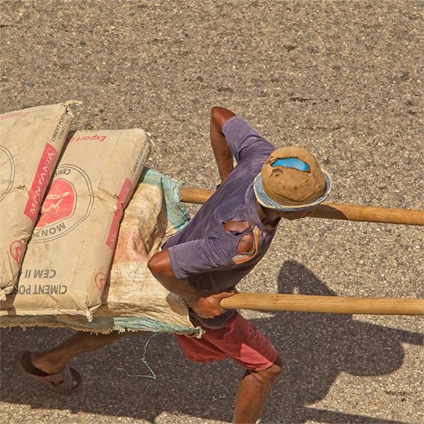 Madagascar Pousse Pousse